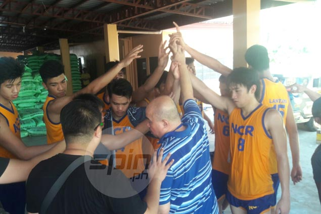 Bullpups-powered NCR gains Palarong Pambansa semis with rout of Central Visayas' UV Baby Lancers