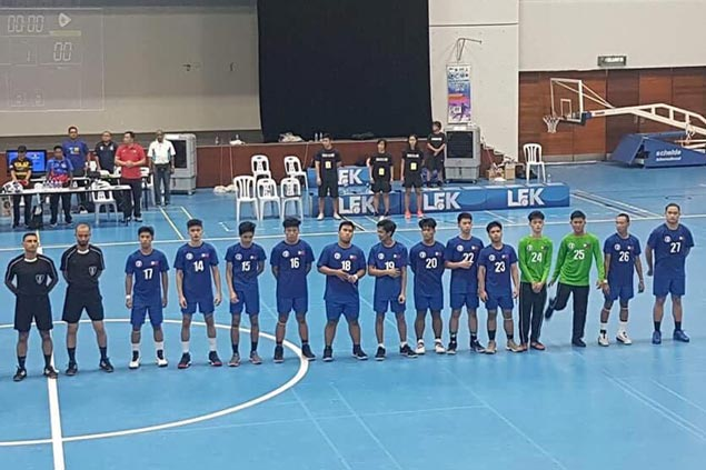 Philippine U18 handball team boosts medal bid in IHF Trophy with victory over Indonesia