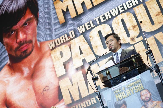 Manny Pacquiao must impress vs Matthysse if he wants a shot at Lomachenko
