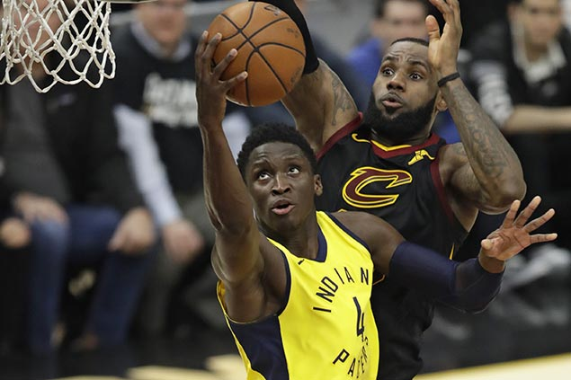 Love 'ready' for Game 3 but Pacers confident after slim loss despite LeBron takeover