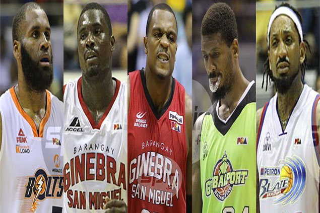 The best import in Commissioner's Cup has yet to be signed. Not yet, anyway