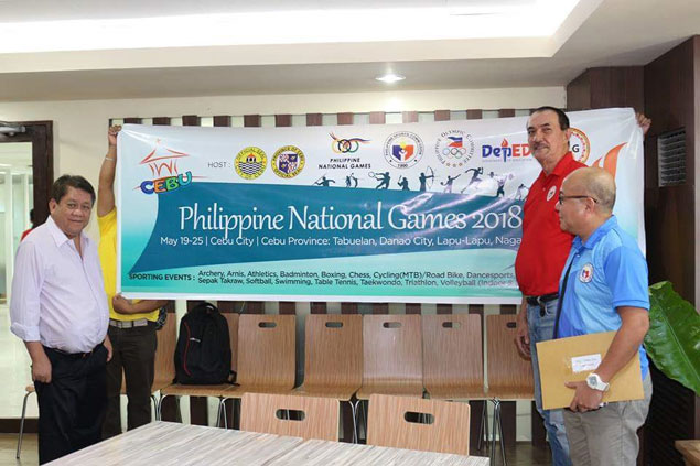 Osmena, Fernandez seal deal making Cebu next host of National Games