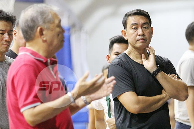 Ramil de Jesus pleased with interest shown by top volleyball stars in PH team tryouts