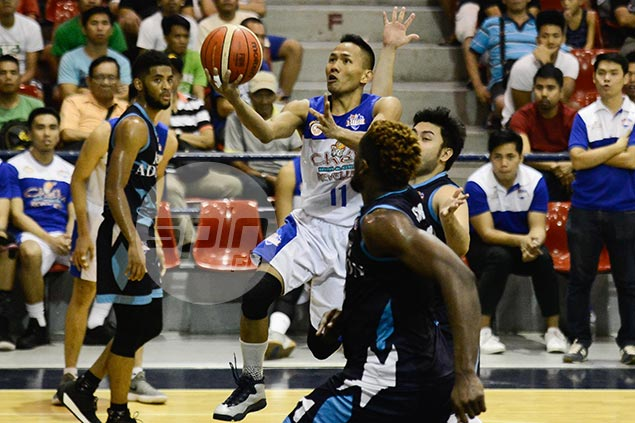 Viernes comes up clutch as Che'Lu-SSC sweeps Akari-Adamson to reach D-League Finals