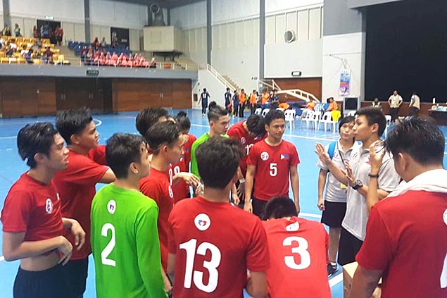 Baccay, Tabuso shine as Philippine Youth Handball team downs Malaysia to gain IHF Trophy final
