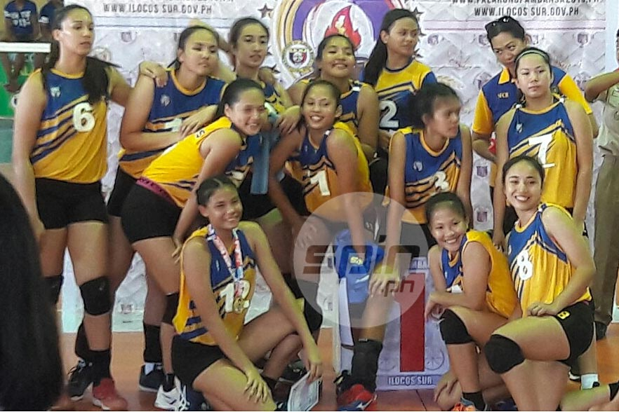 NCR volleybelles savor redemption after beating Calabarzon in five-set Palaro final