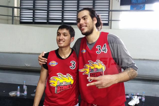 Christian Standhardinger hoping SMB wins 'two more championships this year'