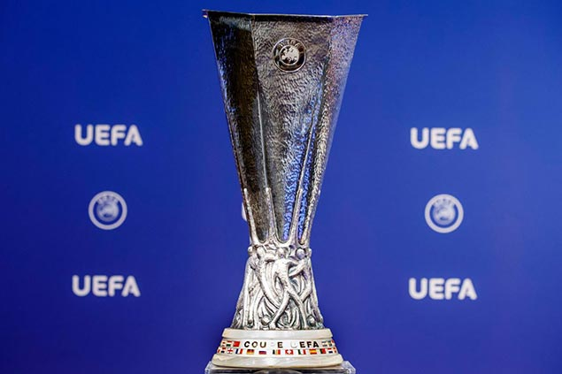 Europa League trophy recovered after reportedly getting stolen in Mexico
