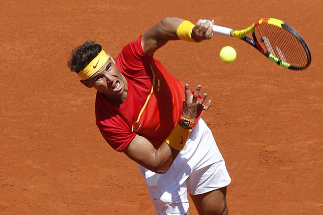 Nadal makes quick work of Thiem to cruise into Monte Carlo semifinals