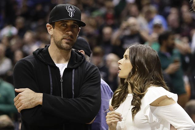 'Dream come true' for NFL star Aaron Rodgers after joining Bucks ownership group