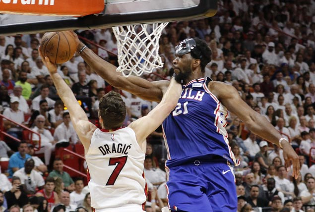 Sixers one win away from conference semis after Game Four win over Heat