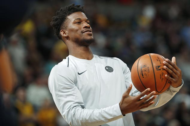 Butler determined to stop top seeds Rockets, keep Wolves in  playoffs 'a little bit longer'