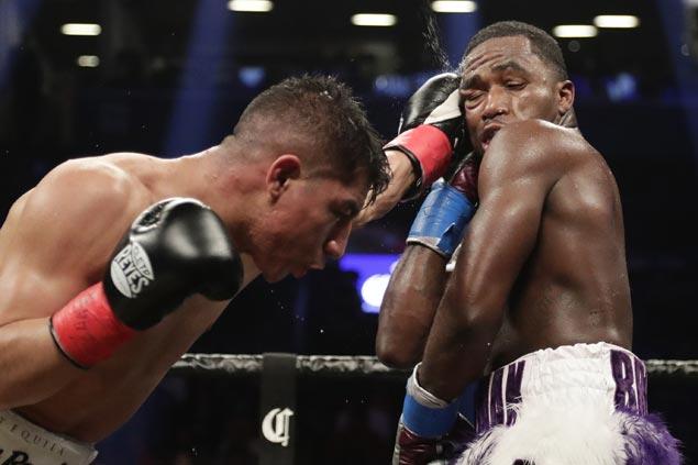 Adrien Broner, Jessie Vargas fight to majority draw in welterweight bout
