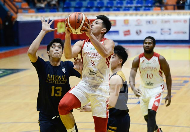 San Beda spreads offense in Bolick absence, rips NU Bulldogs in preseason debut