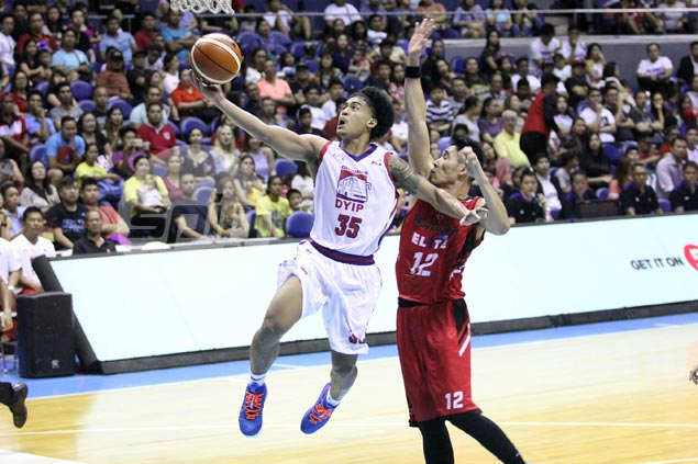 Name switch brings change in fortune as Columbian Dyip cruises past Blackwater
