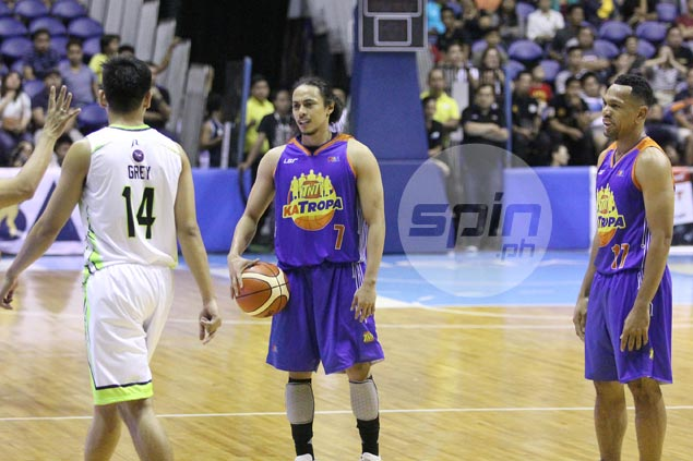 Romeo left perplexed by dribbling violations: 'Ewan ko 'sang planeta siya nag-referee before'