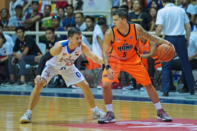 Alapag says Brickman 'can be one of the best point guards in the PBA tomorrow'