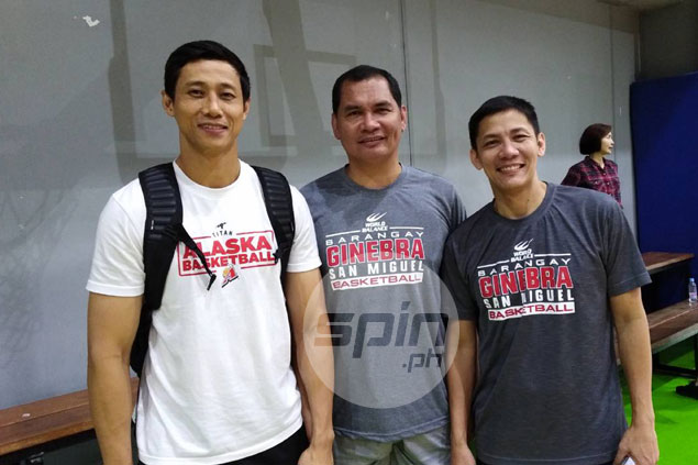 Can old SMB teams beat Fajardo and Co? Danny I, Racela have no doubt they can