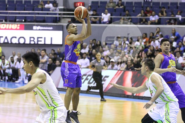 Jayson Castro says arrival of Terrence Romeo makes life easier for him at TNT