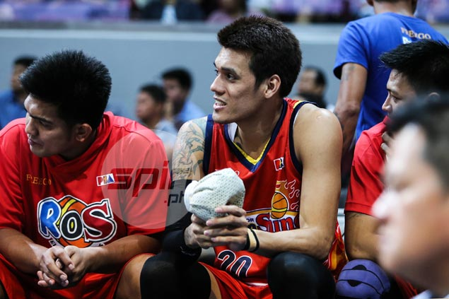 Almazan baffled on why trade rumors persist despite Garcia, RoS assurance