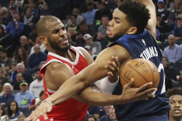 Rockets post 50-point third quarter to rip Wolves and move closer to conference semis