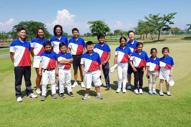 Pradera Verde, Wack Wack rule junior interclub championship