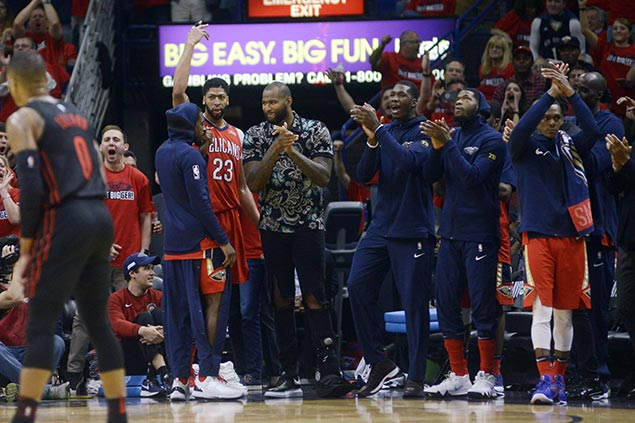 Anthony Davis hopes NOLA keeps Cousins, Rondo in bid to turn Pelicans a consistent contender