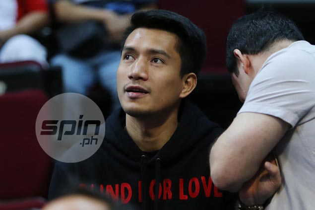What's James Yap's response to former wife Kris Aquino's tirade? Silence