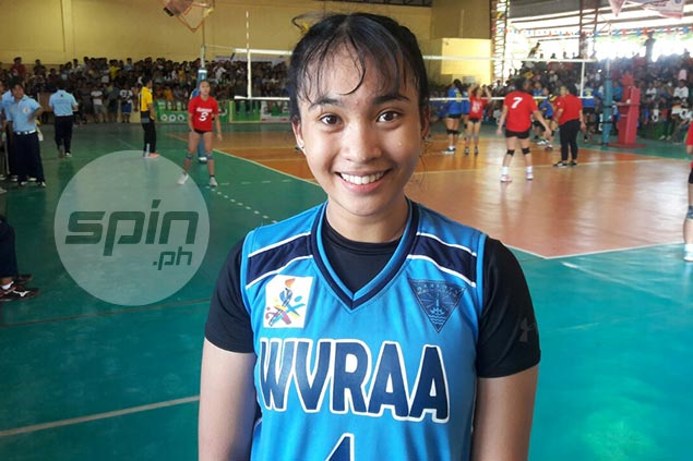 WV star setter Marianne Sotomil set to join UP next month after final stint with Bacolod Tay Tung