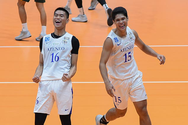 Four-peat bid alive as Ateneo topples twice-to-beat FEU to arrange finals rematch with NU