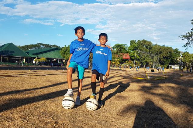 AJ Victoriano, Matteo De Venecia to represent Philippines in Football for Friendship in Russia