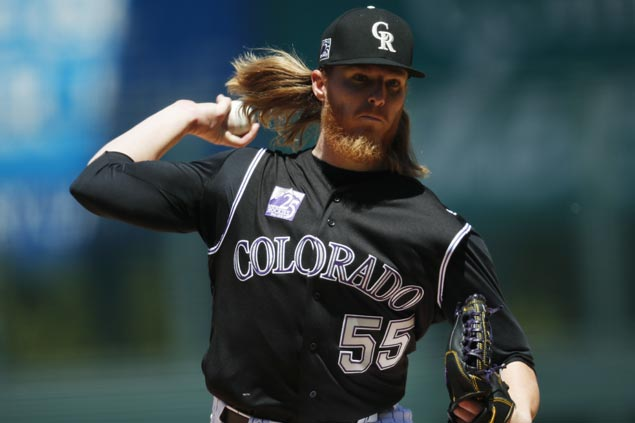Tweaks to slider gets Jon Gray 11 strikeouts as Rockies defeat Padres for first home series win of season