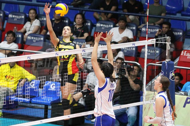 F2 Logistics completes semis sweep of Foton to stay on track for PSL Grand Prix repeat