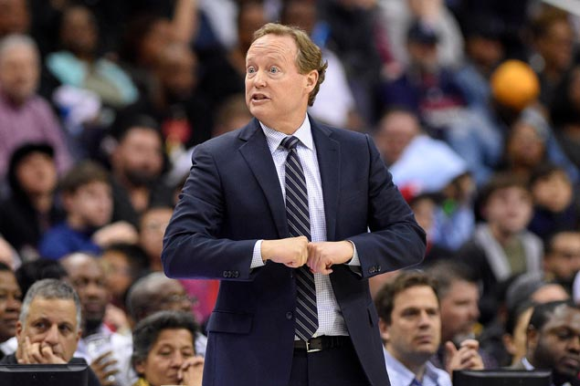 Coach Mike Budenholzer, Atlanta Hawks agree to part ways