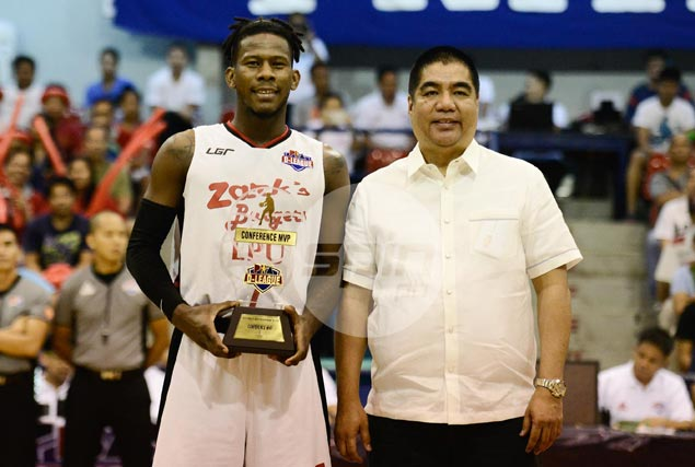 Rising star CJ Perez adds D-League Aspirants Cup MVP to growing collection of awards