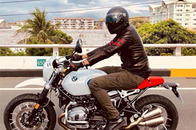 James Yap savors 'freedom' on the road as he rekindles love affair with big bikes