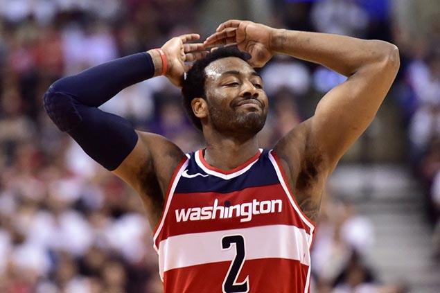 John Wall lauds Raptors unlikely hero Delon Wright, feels Wizards 'let one slip away'