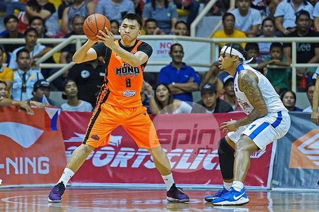 Paul Zamar to join Blackwater after impressive ABL season with Mono Vampire