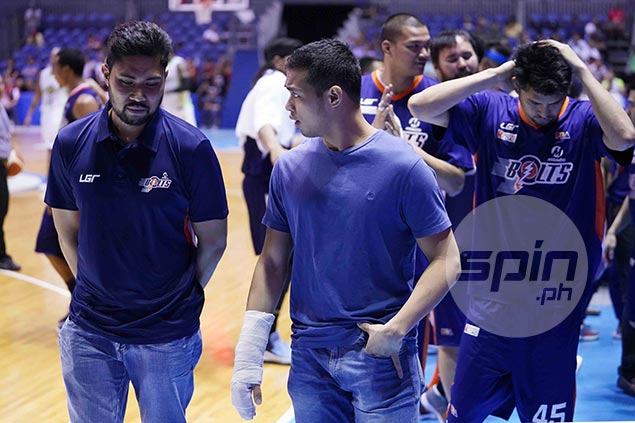 Garvo Lanete rues bad timing of injury as he joins RDO on sidelines