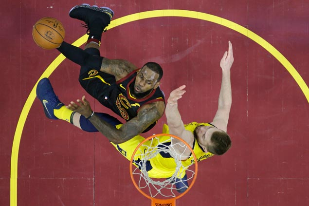 Here's why Cavs are headed for second round of playoffs - and why Pacers aren't