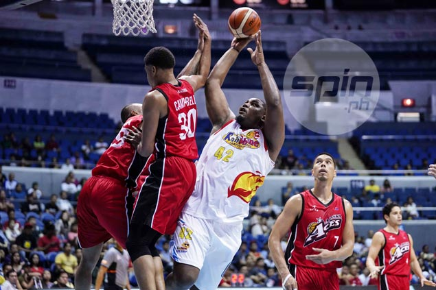 ROS import Reginald Johnson braces for 'PBA's Lakers' ahead of match vs Ginebra
