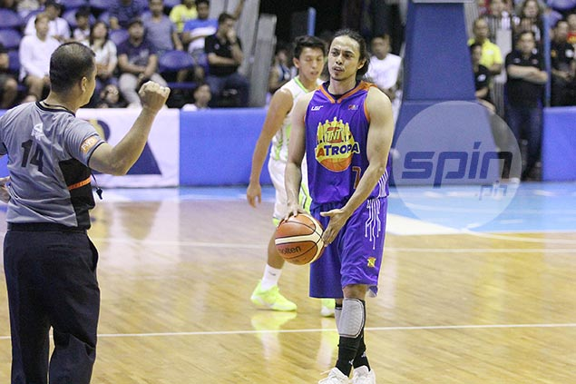 Terrence Romeo hit with hefty P25K fine for rant against 'refs from another planet'