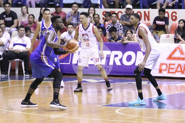 NLEX mulling quick import change with Adrian Forbes' non-existent outside game