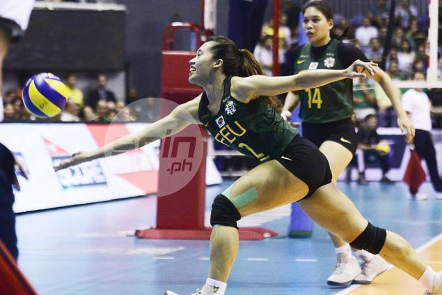 Bernadeth Pons vows to bounce back strong as FEU tries to even title series with La Salle