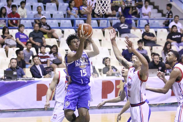 Kiefer Ravena admits to semis hangover as NLEX suffers embarrassing loss to Columbian Dyip