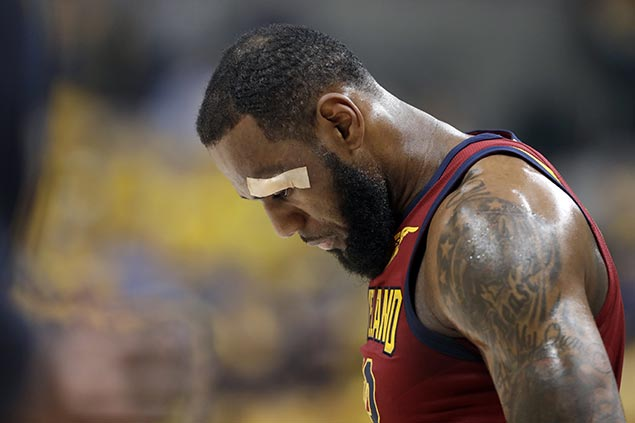 LeBron keeps focus on deciding bout vs Pacers amid talks ...