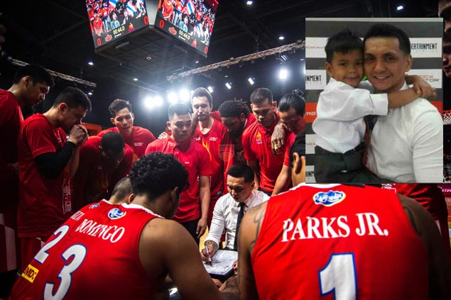 'Special assistant' Ian Alapag serves up inspiration for coach, Alab Pilipinas