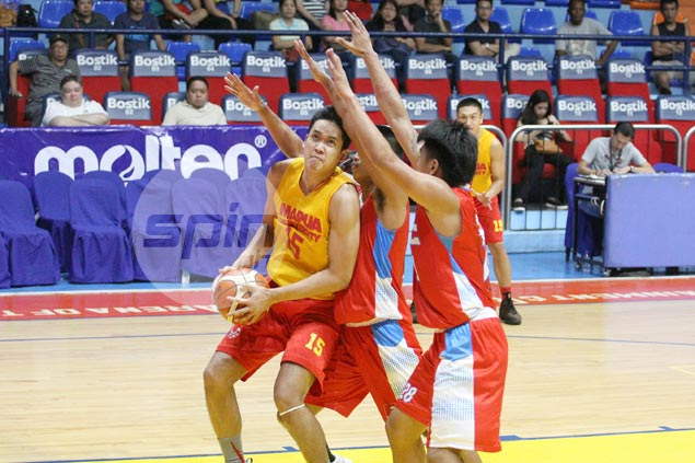 Christian Bunag shines as Mapua Cardinals edge EAC Generals for second straight win