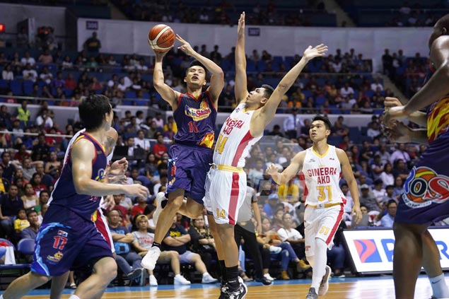 James Yap not letting personal issues affect game: 'Iiwan mo 'yung problema sa bahay'