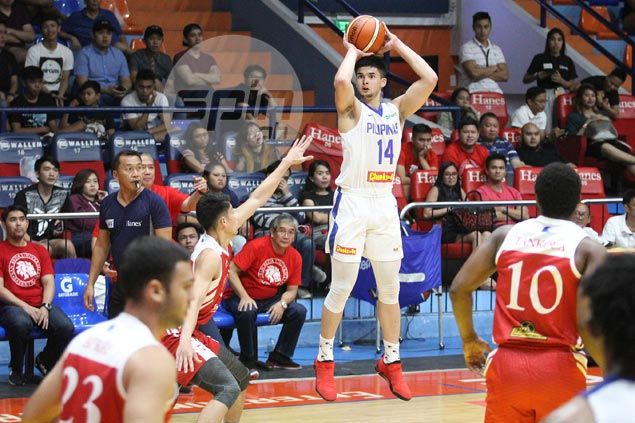 Gilas Pilipinas cadets slump to another defeat, this time at the hands of San Beda